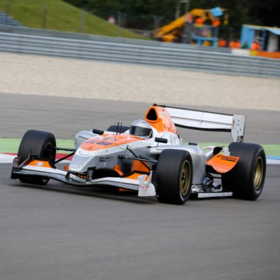 Stage de pilotage Formule 1 V12 - 1